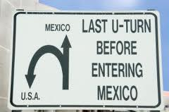 Driving to Mexico