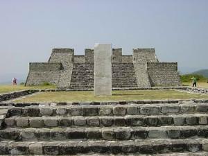 Xochicalco pyramids