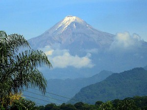 A View of Pico de Orizaba