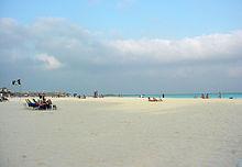 Playa del Carmen Main Beach