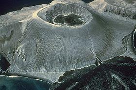 Barcena Volcano