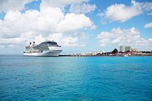 Cruise Port in Cozumel