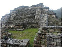 Chinkultic Pyramid