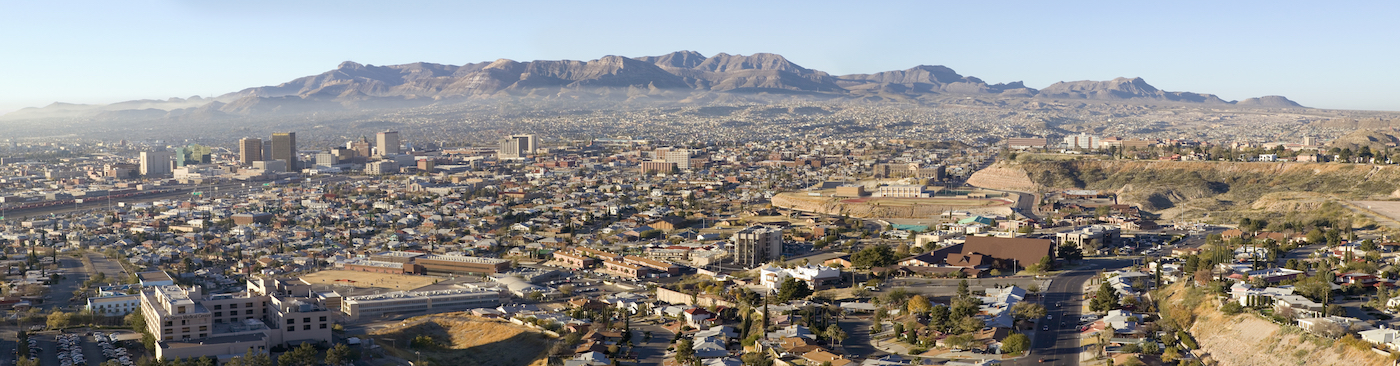 El Paso, Texas - The Gateway to Chihuahua