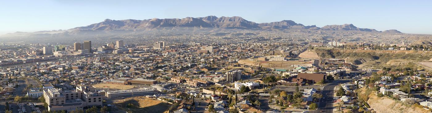 El Paso, Texas - The Gateway to Chihuahua