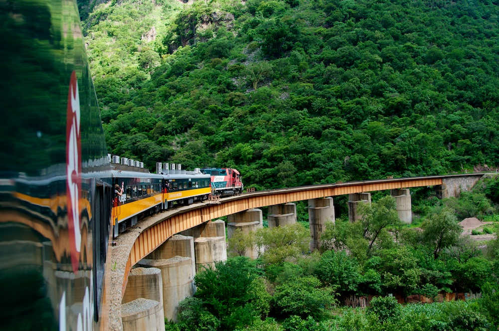 6-Train-On-Bridge-with-Big-Curve-Copper-Canyon-Mexico-Copyright-2011-Ralph-Velasco