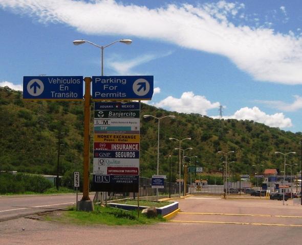 Mexico border c-21